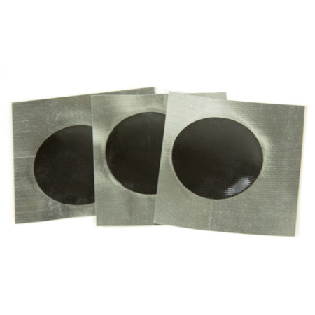 Foil-back Tube Patch 35 mm (box 100pcs)