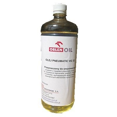 Oil for pneumatic devices