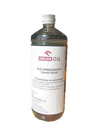 Oil for screw compressors