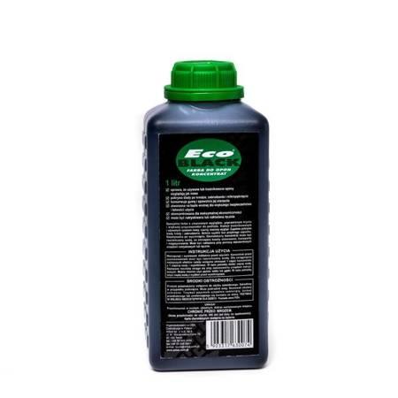 Farba do opon ECO BLACK- koncentrat 1:1 (wodna) 1L