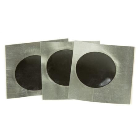Łatka dętkowa na folii aluminiowej 35mm (op. 100szt.)